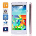 "Plum S5 Dual-Core Android 4.3 GSM Bar Phone w/ 5.0"" QHD, Quad-band and Wi-Fi - Pink"