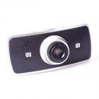 "MIYUOG H1 12.0MP 140 Degree Wide Angle HD Multi-Function Car DVR Recorder w/ 2.7"", AV-Out, G-Sensor"