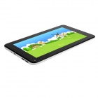 "TEMPO MS703 7"" Android 4.2 A23 bicœur Tablet PC w / 512MB, 4GB, WiFi, doubles caméras - blanc"