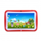 "TEMPO-MS709 7 ""Android 4.2 RK3026 Dual-Core-Kinder Tablet PC w / 512 MB, 8 GB, Wi-Fi - Orange"