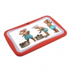 "Tablet TEMPO MS706 7"" Android 4.2 RK3026 Dual-Core pour enfants PC w / 512MB, 4GB, Wi-Fi - Orange"