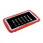 "TEMPOET MS706 7"" Android 4.2 RK3026 tokjerners barn bord PC med 512MB, 4GB, Wi-Fi - oransje"