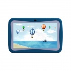 "TEMPO MS706 7"" Android 4.2 RK3026 Dual-Core Children's Tablet PC w/ 512MB, 4GB, Wi-Fi - Blue"