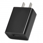 Xiaomi USB US Plug Power Adapter for Samsung Galaxys Mobile Phone (2A / 100~240V)