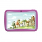 "TEMPO MS706 7"" Android 4.2 RK3026 Dual-Core Children's Tablet PC w/ 512MB / 4GB, Wi-Fi - Pink"
