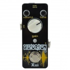 Xvive V2 Distortion Guitar Effects Pedal - Black