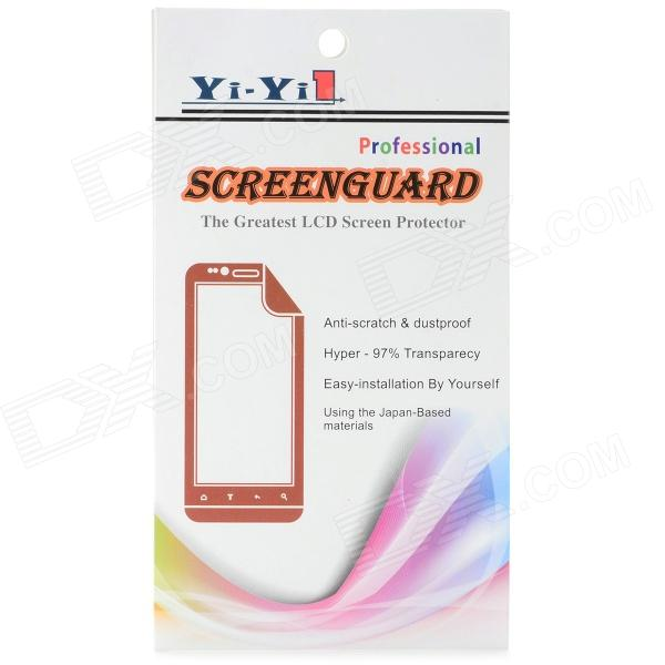 YI-YI Protective Matte Frosted PET Screen Protector Film Guard for Sony Xperia Z2 / L50w (10 Sets) protective matte frosted screen protector film guard for htc g14 transparent
