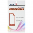 YI-YI Protective Matte Frosted PET Screen Protector Film Guard for Sony Xperia Z2 / L50w (10 Sets)