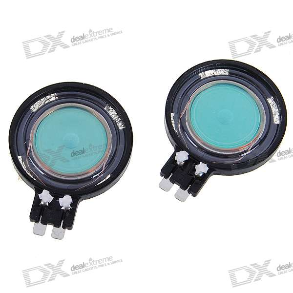 Repair Parts Replacement Inner Speaker Set for NDSi/DSi (2-Pack)