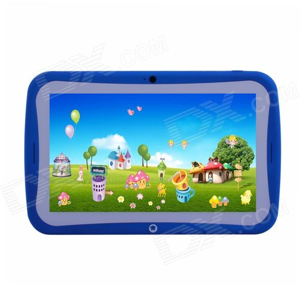 "TEMPO-MS709 7 ""Android 4.2 RK3026 Dual-Core-Kinder Tablet PC w / 512 MB, 8 GB, Wi-Fi - Blau"