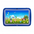 """TEMPO-MS709 7 """"Android 4.2 RK3026 Dual-Core-Kinder Tablet PC w / 512 MB, 8 GB, Wi-Fi - Blau"""