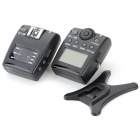 "MEIKE MK-GT600C Wireless High-speed 1.7"" LCD TTL Flash Trigger for Canon SLR Camera - Black (4 x AA)"
