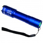 ZHISHUNJIA B-T40L LED 720lm 5-Mode Zooming Flashlight - Blue (1 x 18650)