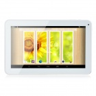 "G10Pro 10.1 ""Quad Core Android 4.4 Tablet PC w / 1 GB RAM, 8 GB ROM, Bluetooth, Wi-Fi, TF, HDMI - Weiß"