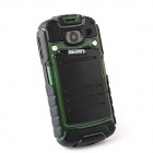 "Discovery V5 MTK6515 Android 2.3 GSM Bar Phone w/ 3.5"" Screen, Wi-Fi and Quad-band - Army Green"