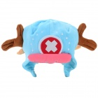 Cute Deer Style Plush Cosplay Hat - Pink + Blue