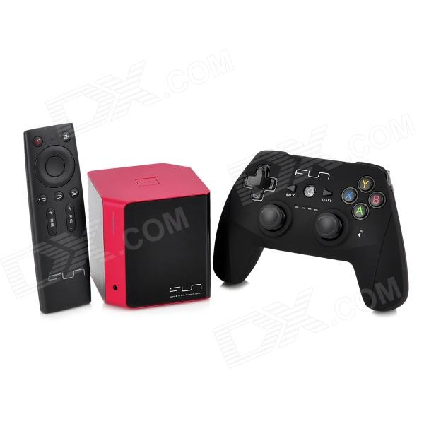 ZTE FGB-T4-A8 Android 4.3 Network TV Box w/ 2GB RAM, 8GB ROM, Wi-Fi + Bluetooth Remote Controller
