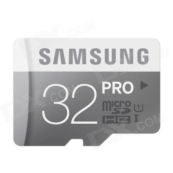 Samsung MB-MG32D Pro Micro SDHC Memory Card - Grey (UHS-I Class 10 / 32GB) marshall goldsmith step up lead in six moments that matter