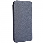 NILLKIN NOK-630 Protective PU Leather + PC Flip Open Case for Nokia Lumia 630 - Black