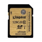 Kingston Digital 128GB SDXC Class 10 UHS-I Ultimate Flash Memory Card SDA10/128GB