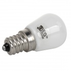 JRLED E12 2W 70lm Mini Cold White Light Refrigerator Lamp Bulb
