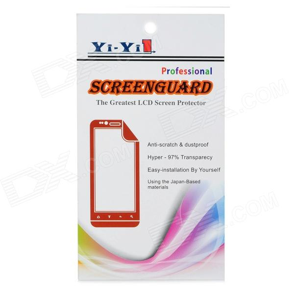 YI-YI High Quality PET Screen Protector for LG G3 - Transparent (5 PCS) free ship gou matsuoka long wine red women style anime cosplay wig one ponytail 370f