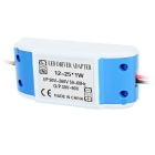 JRLED 25W High-power LED Power Supply Driver - White + Blue