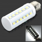 JRLED E27 6W 300lm 6300K 36-5050 SMD LED White Light Corn Lamp (AC 220~240V)