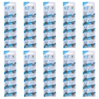 GOOP CM01 AG13 / LR44 / 357 / A76 1.5V Alkaline Cell Button Batteries (100 PCS)