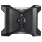 UFO Shaped Dual Charging Dock Stand w/ LED for XBOX ONE Wireless Controller - Black