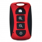 TY-101 Mini Wireless Bluetooth V3.0 Selfie Remote Shutter for Cellphones - Red + Black