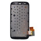 Replacement LCD Screen Module w/ Front Frame for Motorola Moto G XT1033 - Black