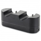 Dual Charging Dock w/ Indicator for PS4 Wireless Controller - Black