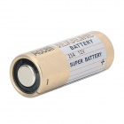 Accell 23A 12V Disposable Alkaline Battery - Golden + White (5PCS)