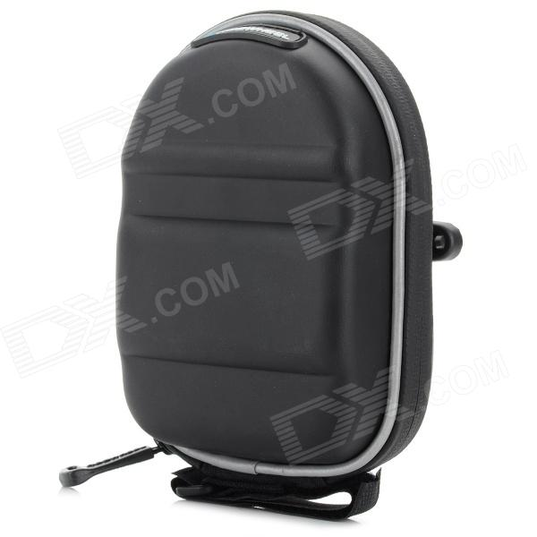 ROSWHEEL Universal Waterproof EVA Bike Saddle Bag - Black roswheel universal waterproof eva bike saddle bag black