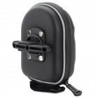 ROSWHEEL Universal Waterproof EVA Bike Saddle Bag - Black