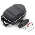 ROSWHEEL Universal Waterproof EVA bicicleta Saddle Bag - Preto