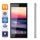 "NEO M1 Quad-core Android 4.2.2 WCDMA Bar Phone w/ 5.0"" Screen, ROM 8GB, Wi-Fi and GPS - Black"