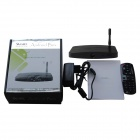 Measy B4C Android 4.2.2 Quad Core Smart TV Box Player w/ 1G RAM, 4GB ROM, TF, Wi-Fi - Black