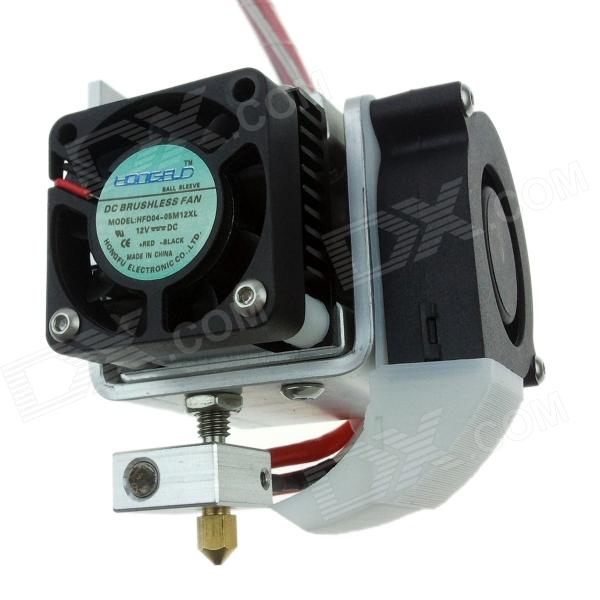 Heacent MK8 0.3mm Nozzle 1.75mm Filament Extruder for Makerbot / RepRap / Mendel / i3 DIY 3D Printer футболка print bar bill