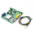 TS-HD01 VGA / RGB to VGA KO Fighters Arcade Game HD Video Decoding Deck / PCB Decoder Module