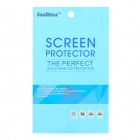 Sol protectora PET Clear Screen Film Protector para LG / G3 - Transparente (5 PCS)
