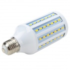 Marsing L26 E27 18W 1500lm 3500K 84-SMD 5730 LED Warm White Corn Lamp - White + Yellow (AC 220~240V)