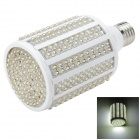 Marsing L32 E27 20W 1800lm 6500K 330-F5 LED White Light Corn Lamp - White + Yellow (AC 220~240V)