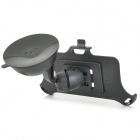 IKKI Vehicle Car Suction Cup Mount Bracket with Holder for HTC ONE 2 / M8 - Black