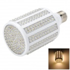 Marsing L32 E27 20W 1800lm 3500K 330-F5 LED Warm White Corn Lamp - White + Yellow (AC 220~240V)