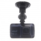 "DYXC D-101 3.0"" TFT 12.0MP CMOS HD 1080P Wide Angle Car DVR Camcorder w/ G-sensor - Blue"