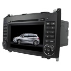 "LsqSTAR 7"" Android Capacitive Screen Car DVD Player w/ GPS FM BT WiFi CanBus for Benz A/B/W169/W245"