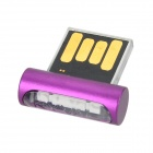 RYVAL ELF USB 2.0 Flash Drive w/ Indicator - Pinkish Purple (8GB)