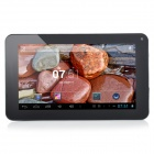 "A13 7"" Android 4.0 Tablet PC w/ 4GB ROM / Wi-Fi / Camera, G-Sensor - Blue"